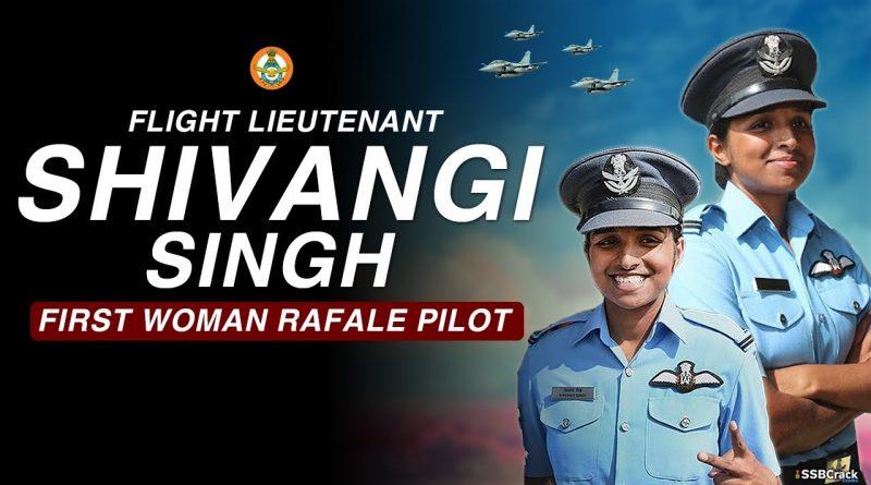 first woman rafale pilot