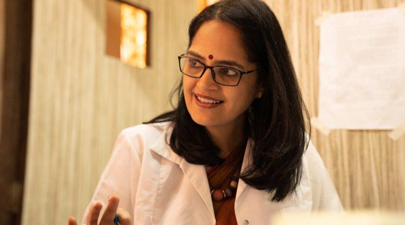 Dr. Aparna Hegde – Transforming and Inspiring the World